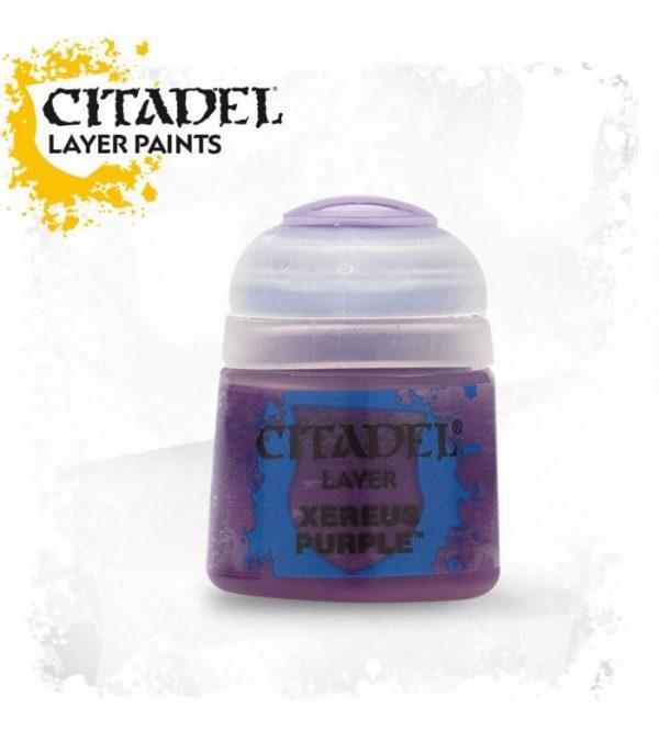pintura citadel layer xereus purple