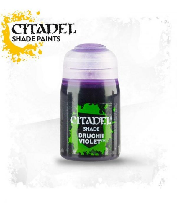 pintura citadel shade druchii violet