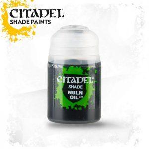 pintura citadel shade nuln oil