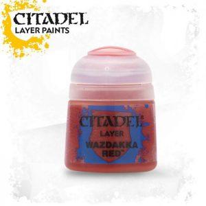pintura citadel wazdakka red