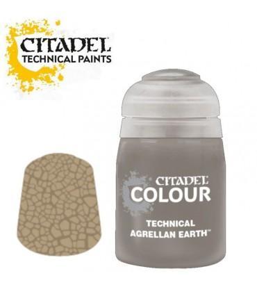 pintura technical agrellan earth citadel 1