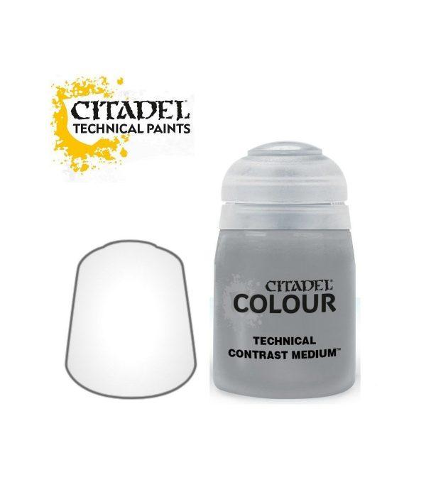 pintura technical contrast medium citadel