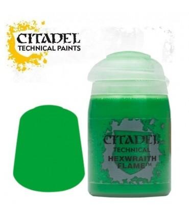 pintura technical hexwraith flame citadel