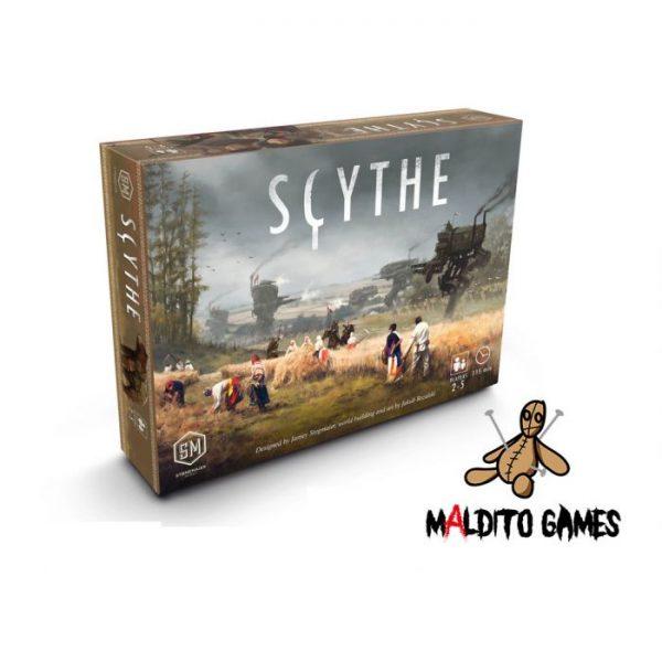 scythe el juego