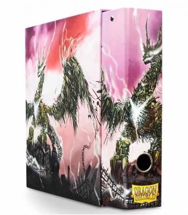 slipcase binder enimas dragon shield color plata 1024x1024 2x a75ac79a 9358 4a7f 908c 55ebbeb9c724