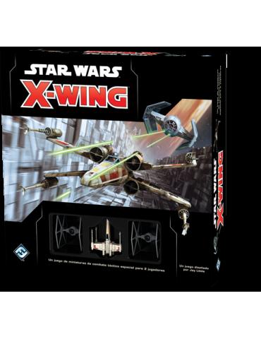 star wars x wing segunda edicion caja basica