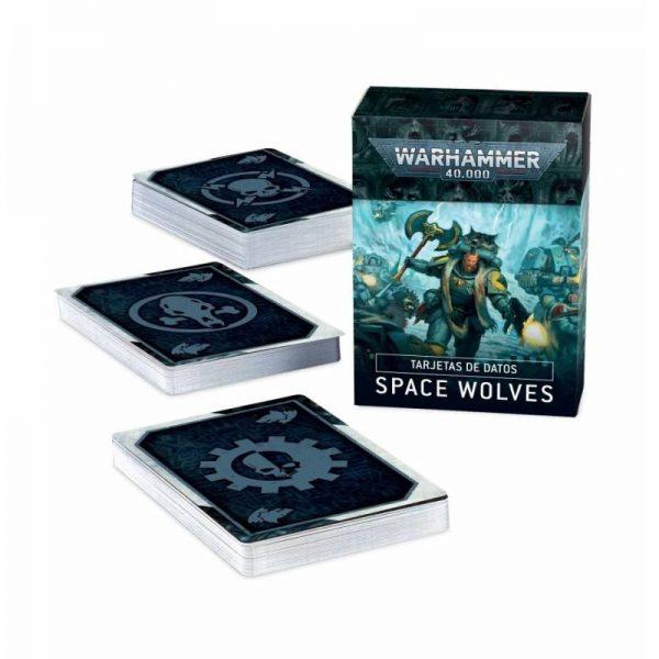 tarjetas de datos space wolves