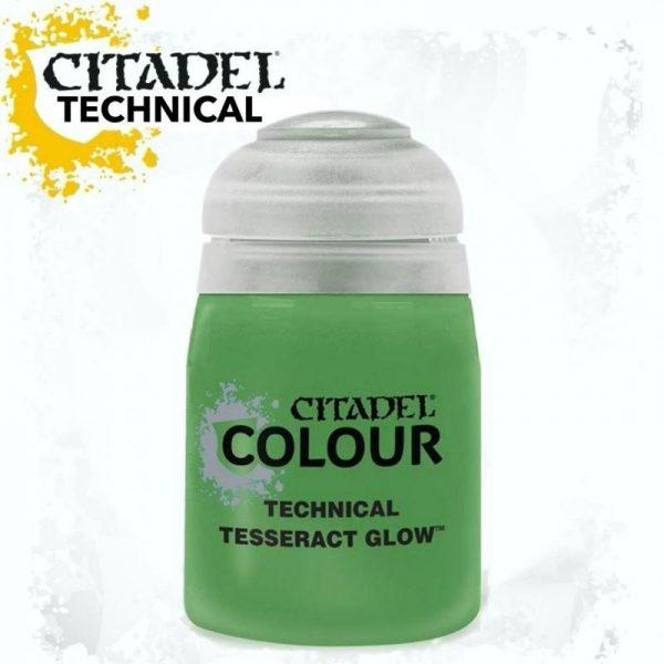 tesseract glow technical