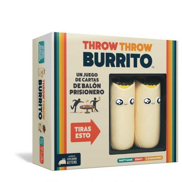 throw burrito