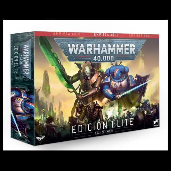warhammer 40000 edicion elite espanol
