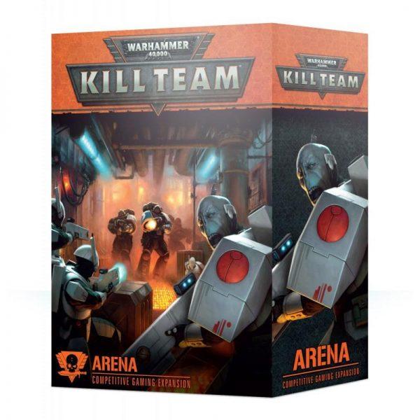 warhammer 40000 kill team arena spanish