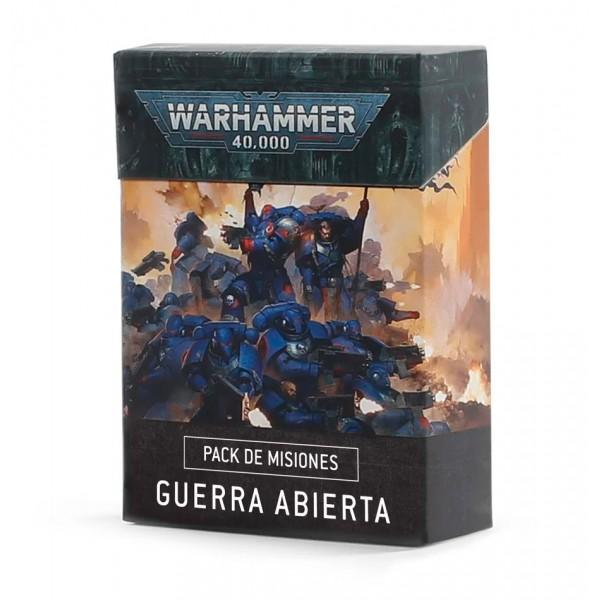 warhammer 40000 pack de misiones guerra abierta
