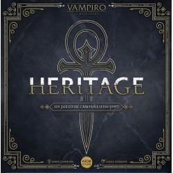 vampiro la mascarada heritage edicion retail