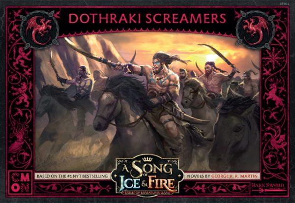 Dothraki Screamers Avatar