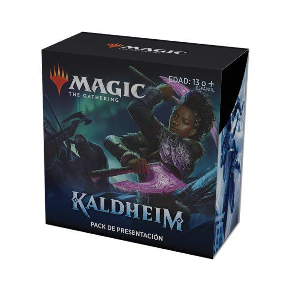 Kaldheim Magic the Gathering Pack Presentacion