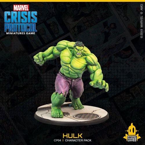 Marvel Crisis Protocol Hulk 2