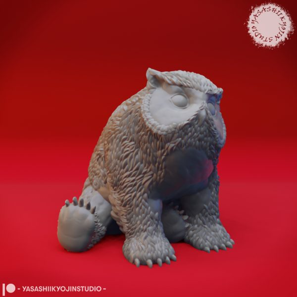 Owlbear Cub 02