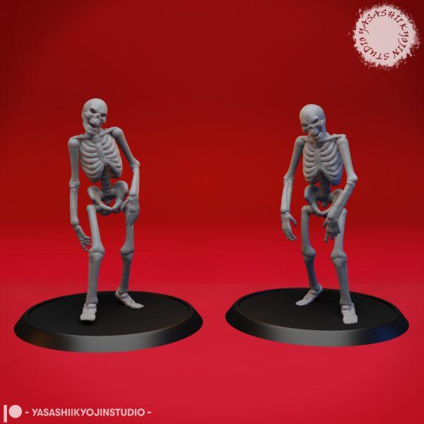 Skeleton Walkers