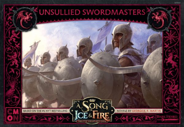 Unsullied Swordmasters Avatar