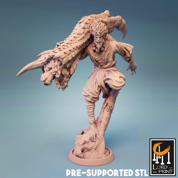 Wukong Dragon slayer