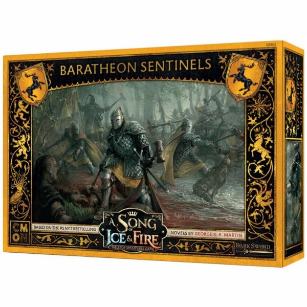 a song of ice and fire jdm baratheon sentinels