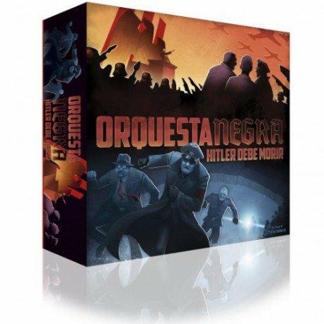 comprar orquesta negra hitler debe morir en stock EGDgames