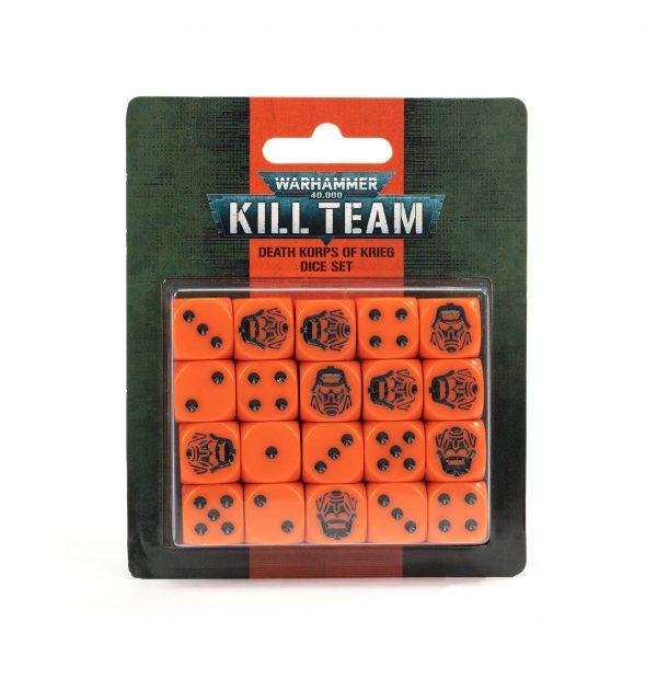 https trade.games workshop.com assets 2021 08 TR 102 83 99220105001 Kill Team Death Korps of Krieg Dice Set