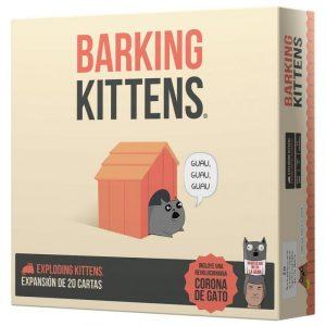 juego barking kittens