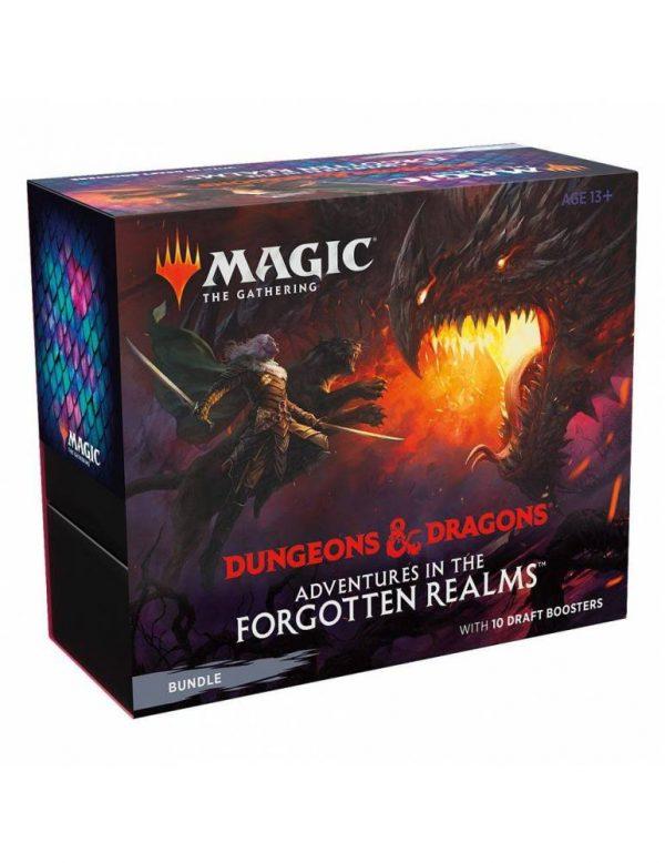 magic adventures in the forgotten realms bundle ingles