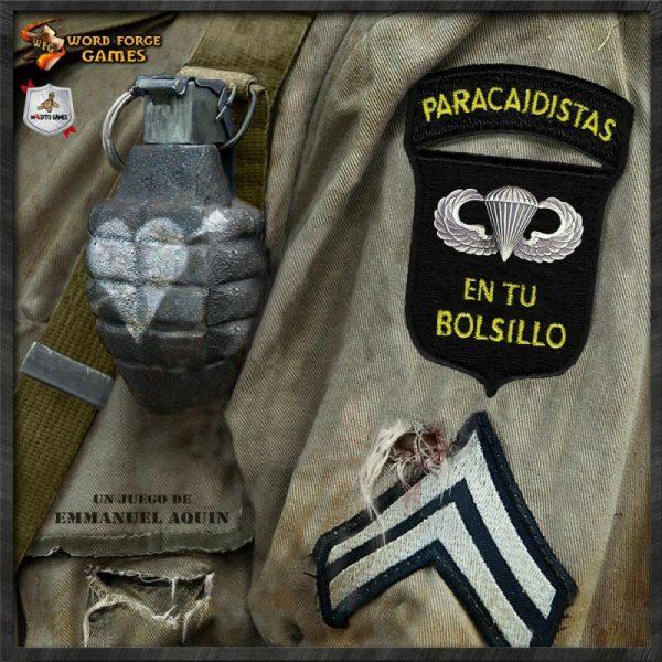 paracaidistas en tu bolsillo d day dice
