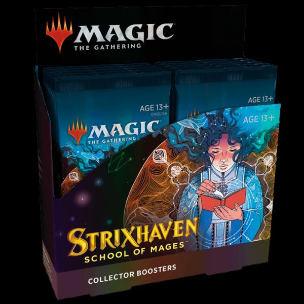 producto strixhaven caja sobres collectors en