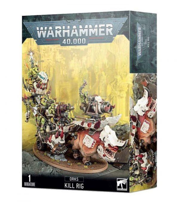warhammer 40000 orks kill rig