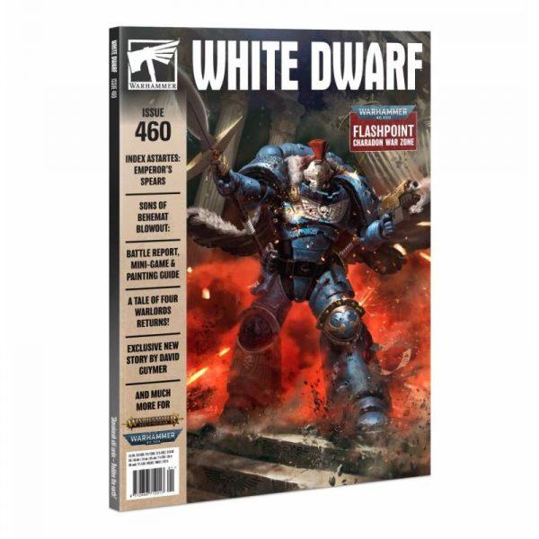 white dwarf 460 ingles