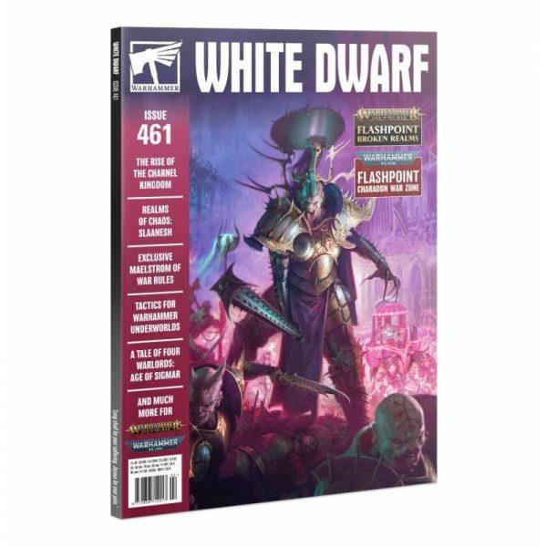white dwarf 461 ingles