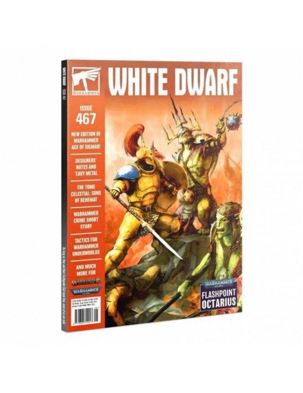white dwarf 467 ingles